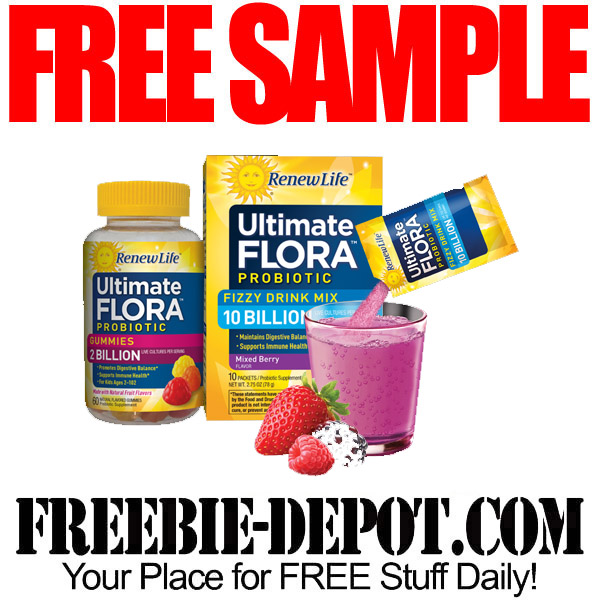 Free-Sample-Ultimate-Flora