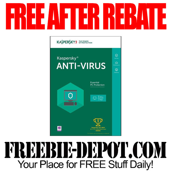Free-After-Rebate-Anti-Virus-Newegg