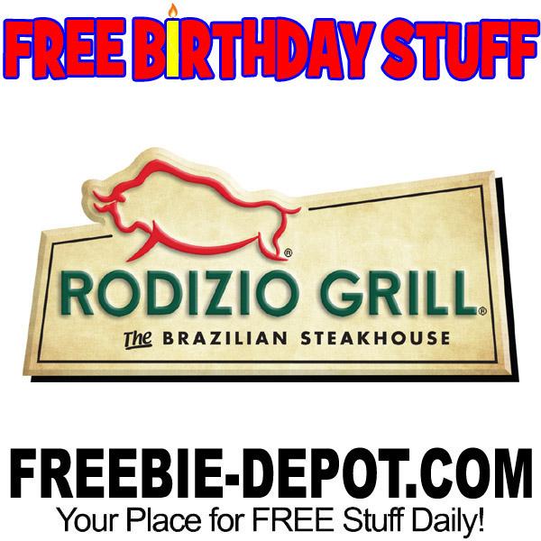 Free Birthday Stuff ~ Free birthday stuff rodizio grill the brazilian steakhouse freebie depot