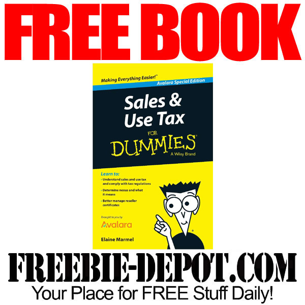 Free-Book-Dummies-Tax