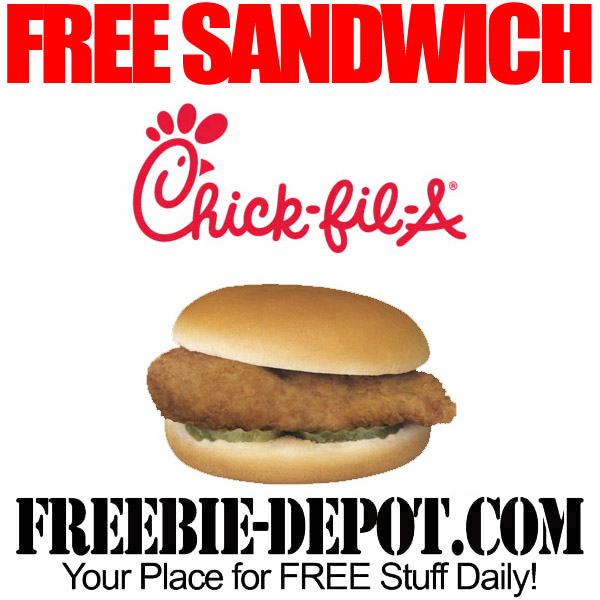 Free-Chick-fil-A