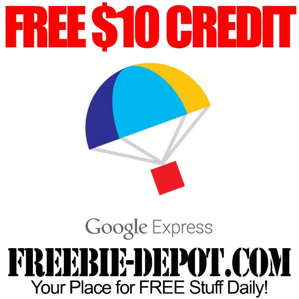 Free-Google-Express-Credit