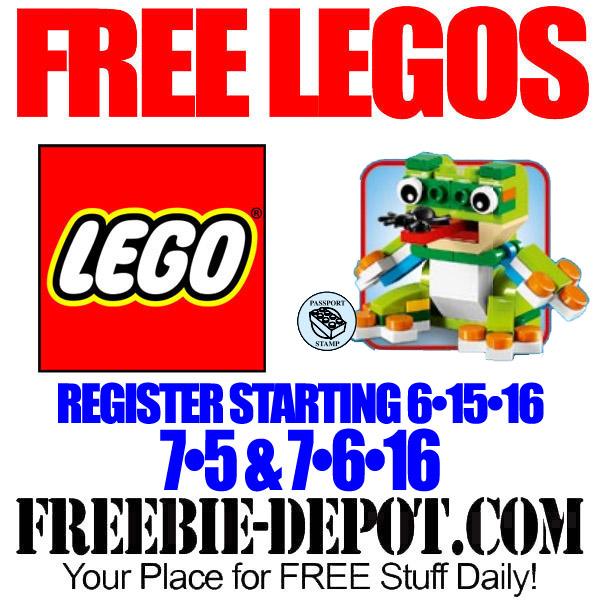 Free-Lego-Frog