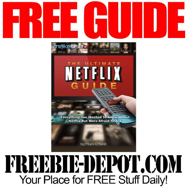 Free-Netflix-Guide