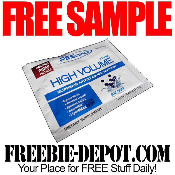 Free-Sample-PES