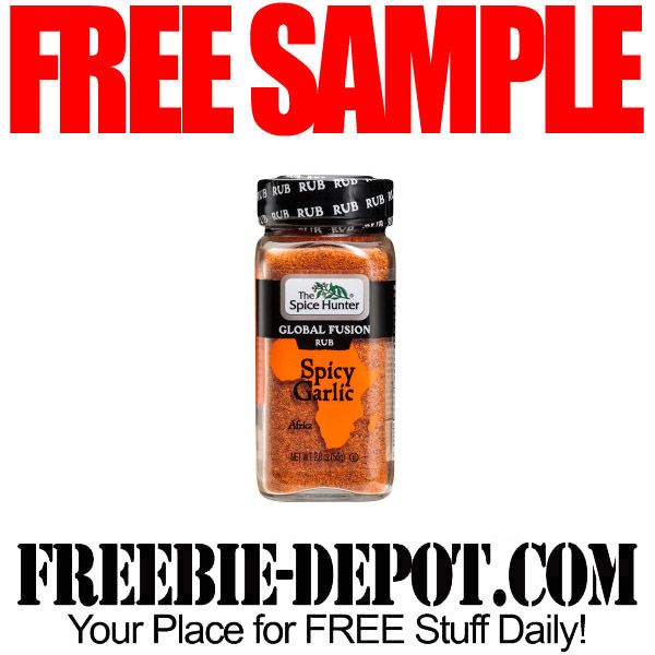 Free-Sample-Spice-Hunter