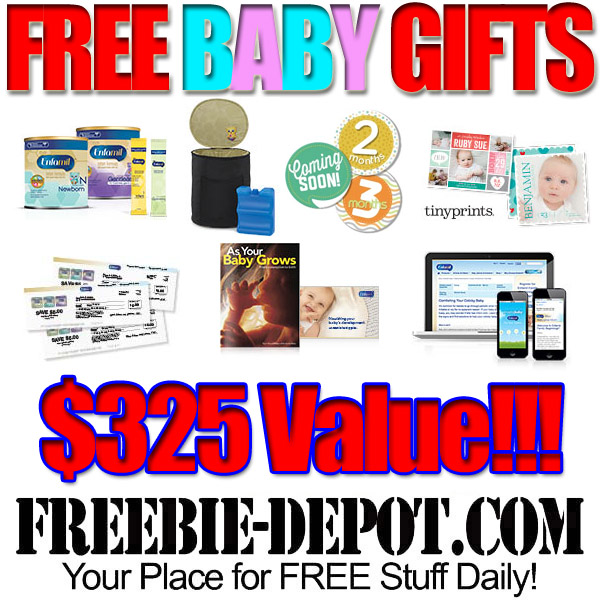 FREE Baby Gifts from Enfamil – $325 Value!!!!