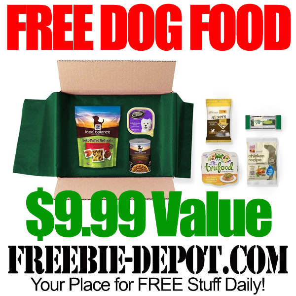 Free-Dog-Food-Amazon