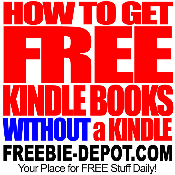FREE Kindle Books without a Kindle