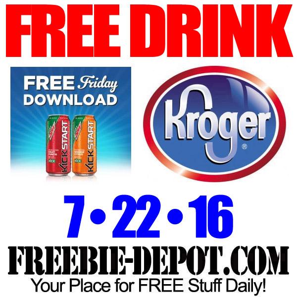 Free-Kroger-Kickstart