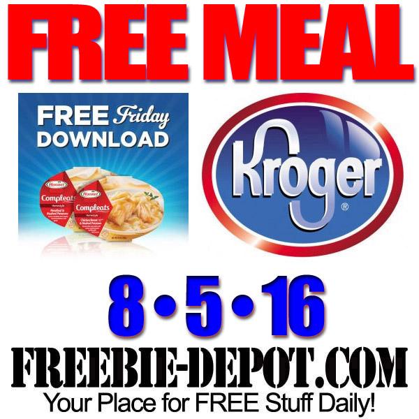 Free-Kroger-Meal