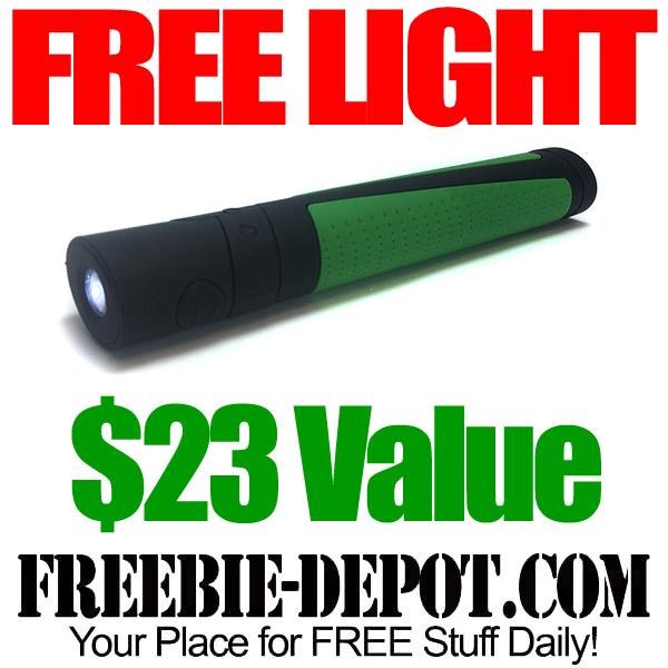 Free-Light-Green