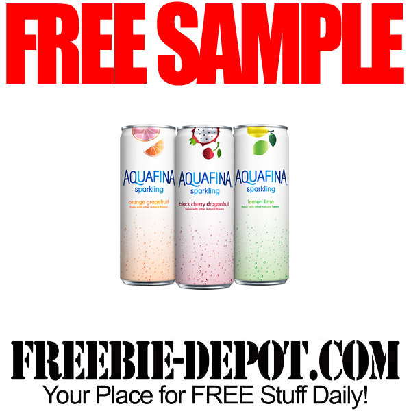 Free-Sample-Aquafina