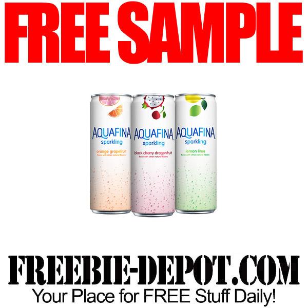 Free-Sample-Aquafina