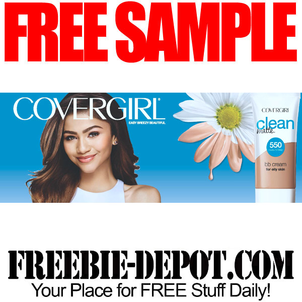 Free sample of covergirl plus olay simply ageless.