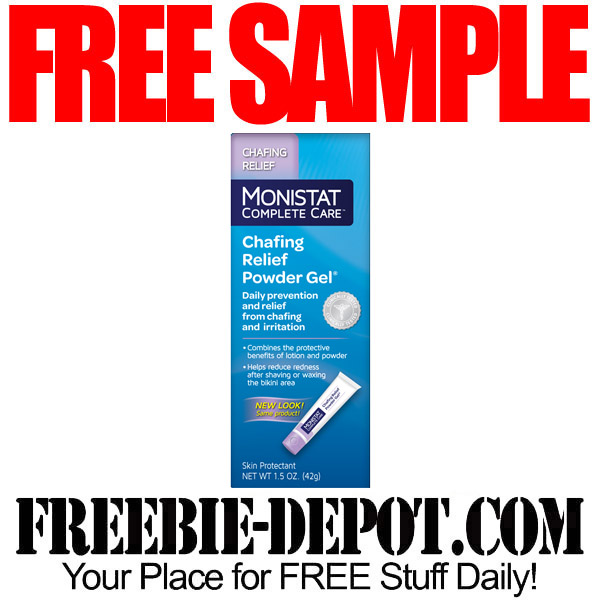 Free-Sample-Monistat