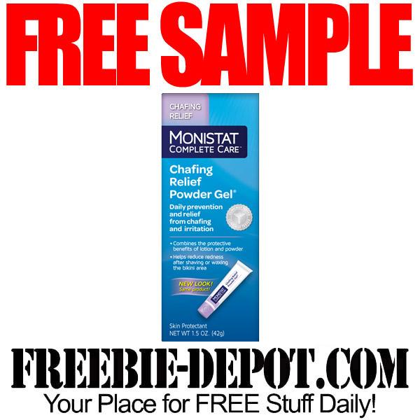 Free-Sample-Monistat