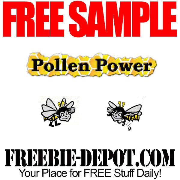 Free-Sample-Pollen-Power