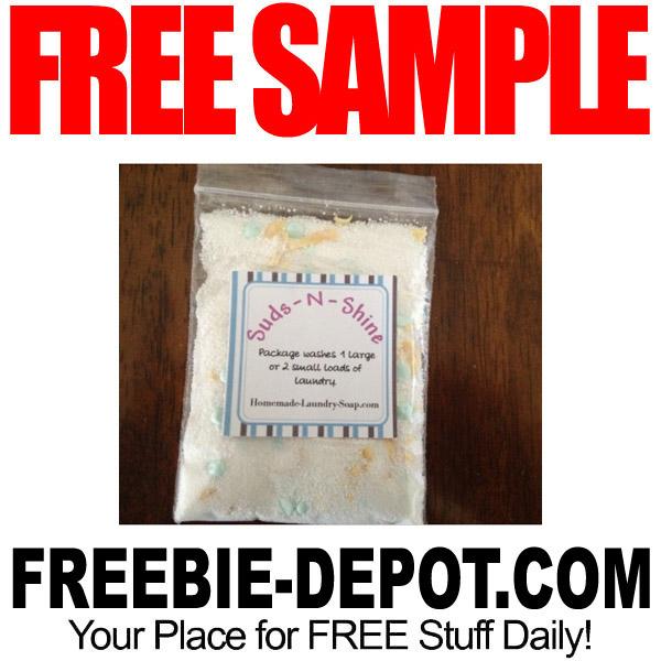 Free-Sample-Suds