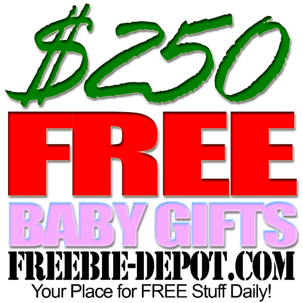 250-Free-Baby-Gifts