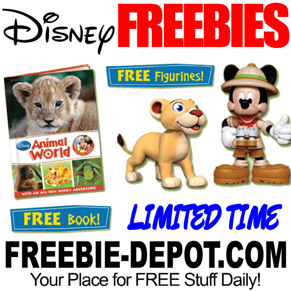 Disney-Freebies