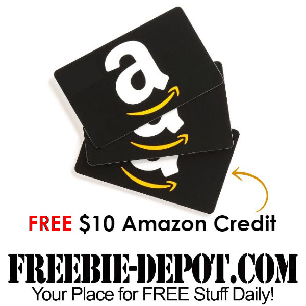 Free-10-Amazon-Credit