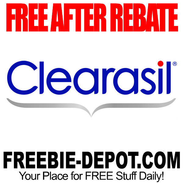 Free-After-Rebate-Clearasil
