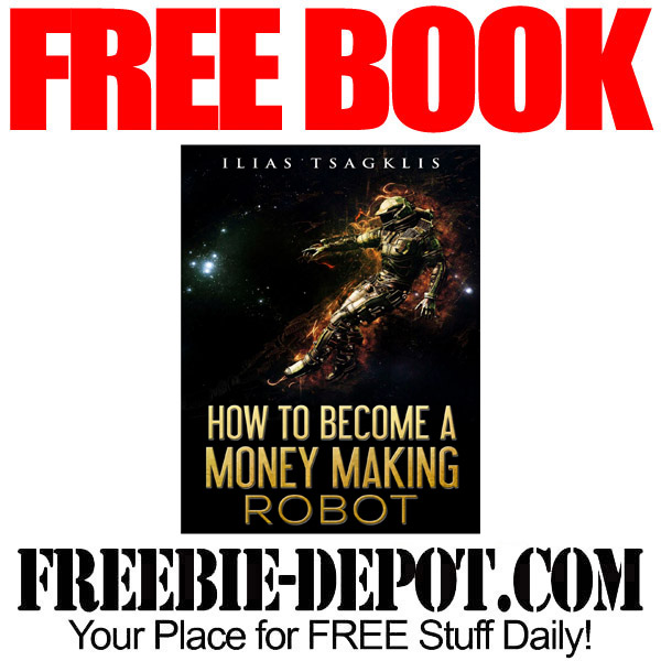 Free-Book-Robot