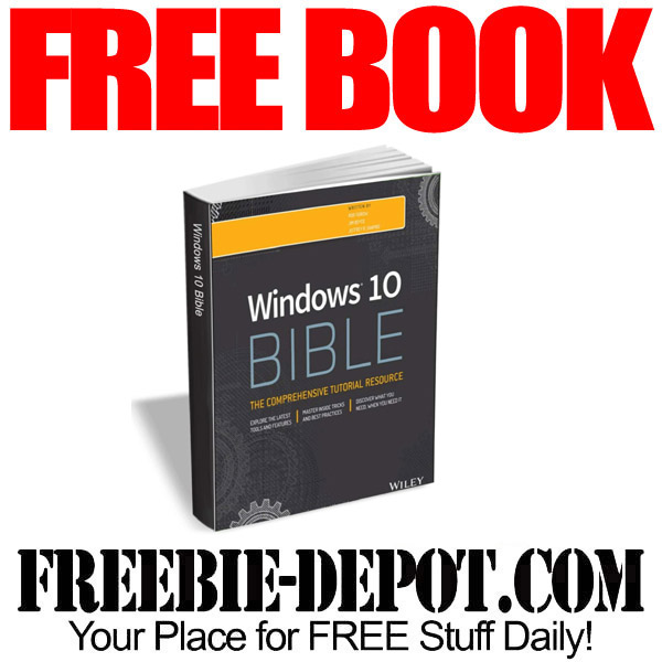 Free-Book-Windows-Bible