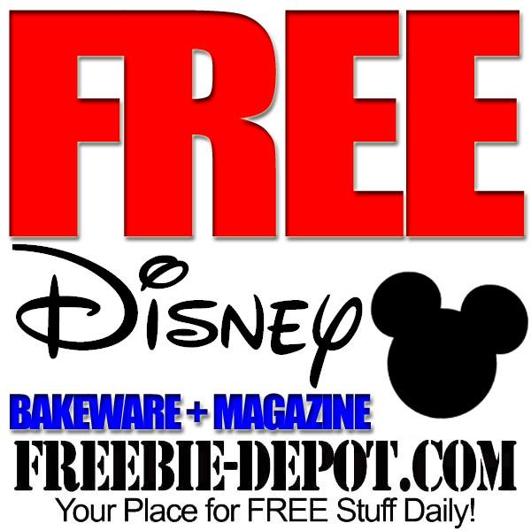 Free-Disney-Bakeware