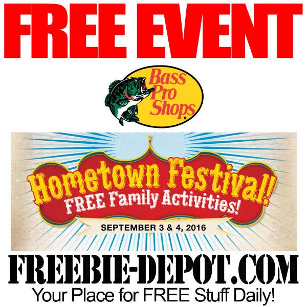 Free-Event-Bass-Hometown