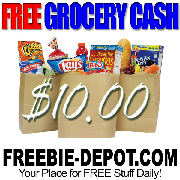 $10 FREE Grocery Money!  E-A-S-Y!!!