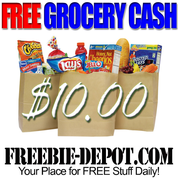 Free-Grocery-Cash