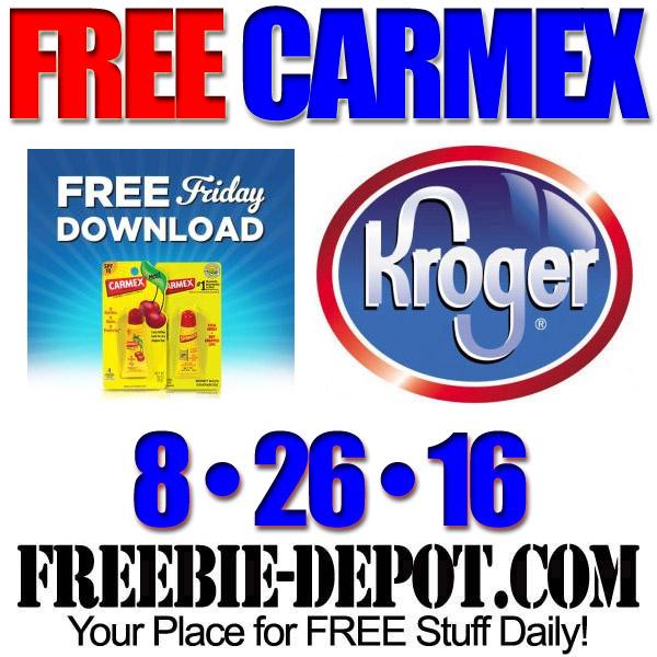 Free-Kroger-Carmex