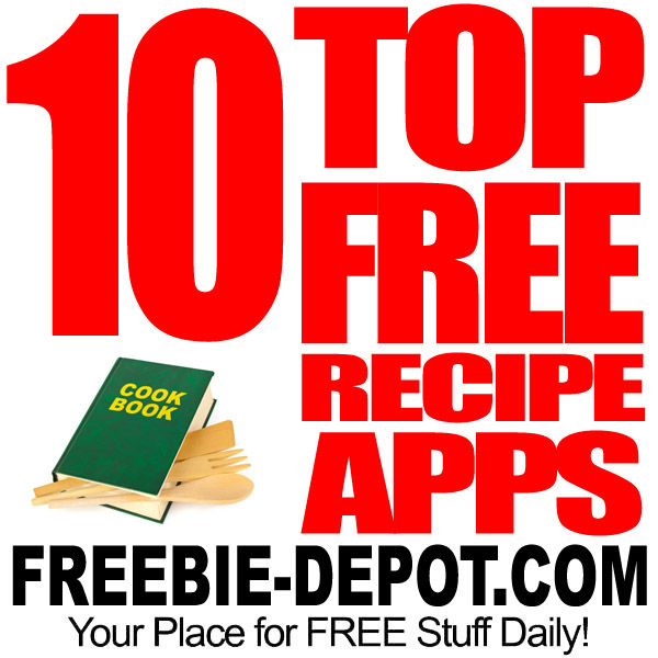Free-Recipe-Apps