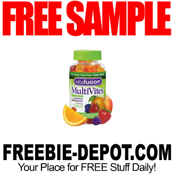 Free-Sample-VitaFusion