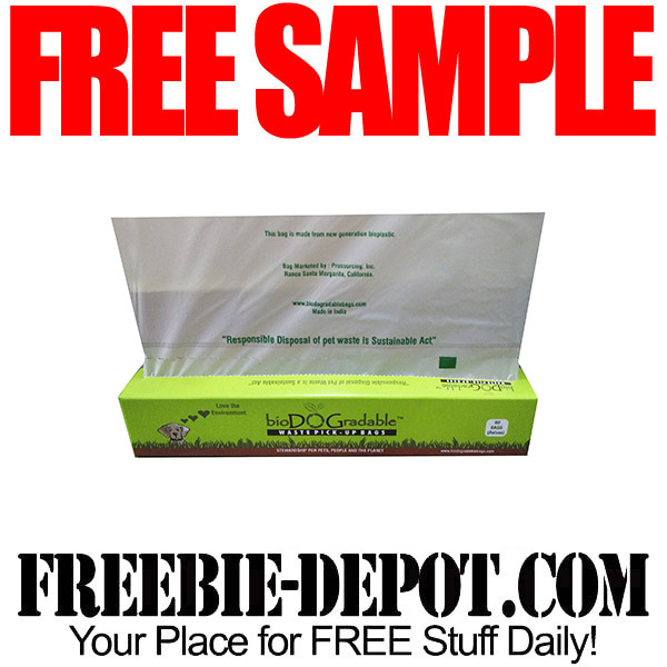 Free-Sample-bioDOGradable