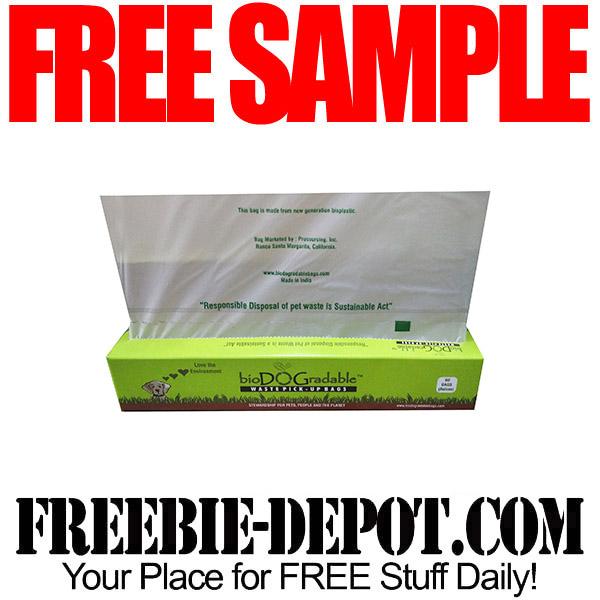 Free-Sample-bioDOGradable