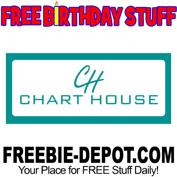 BIRTHDAY FREEBIE – Chart House Seafood Restaurant