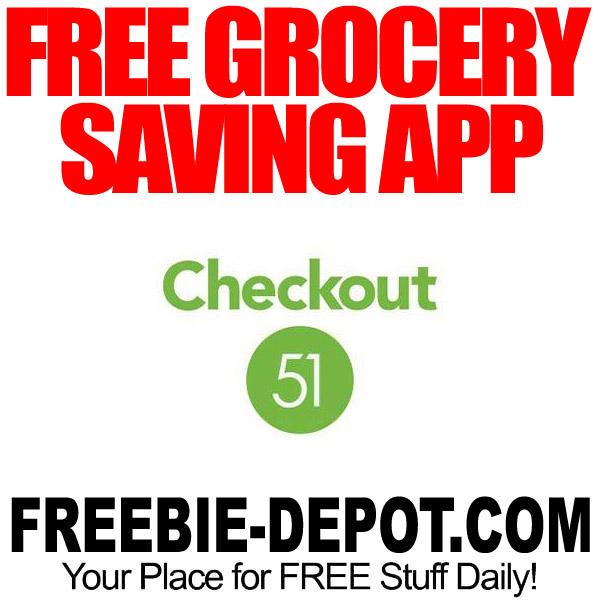 FREE Grocery Savings App – Checkout 51