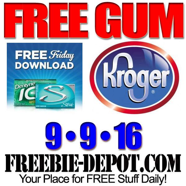 Free-Kroger-Gum