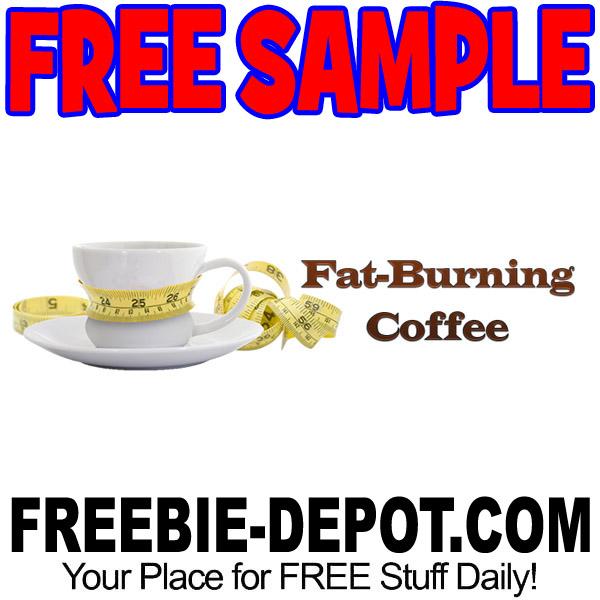 FREE SAMPLE – Fat Burning Coffee | Freebie Depot