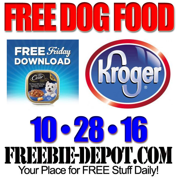 free-kroger-dog-food