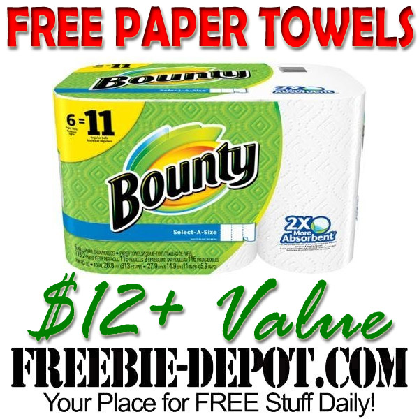 free-paper-towels-bounty
