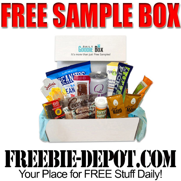 FREE SAMPLES – Daily Goodie Box