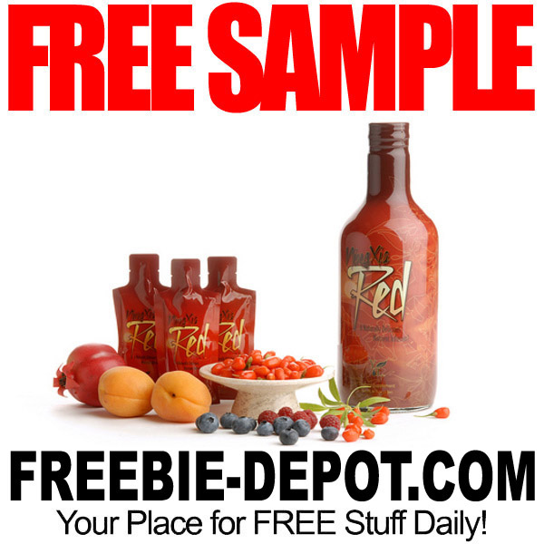 FREE SAMPLE – NingXia Red Young Living Essential Oils