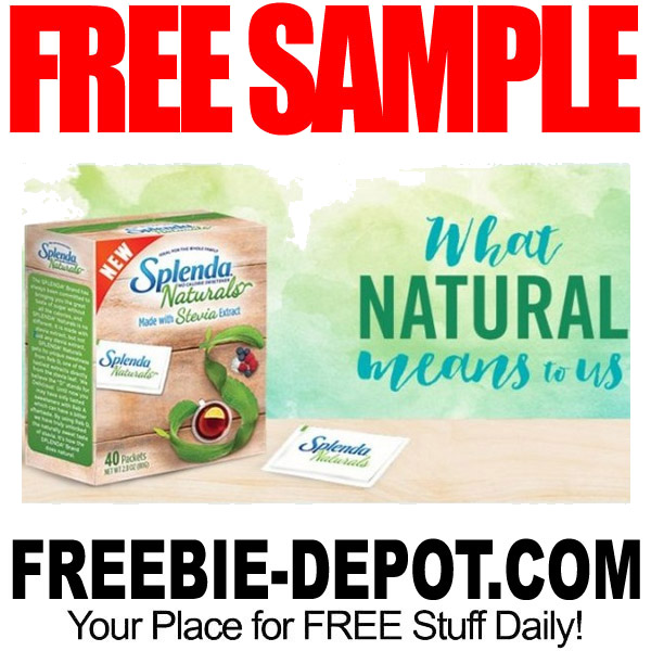 Free-Sample-Splenda-Naturals