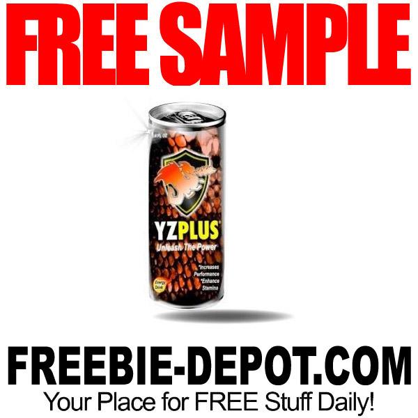 FREE SAMPLE – YZPlus Energy Drink – FREE Energy Boost Sample ...