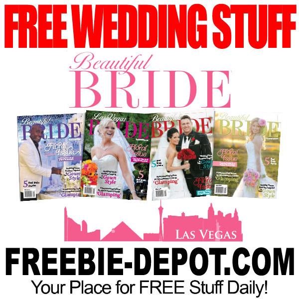 Free Wedding Stuff Beautiful Bride Las Vegas