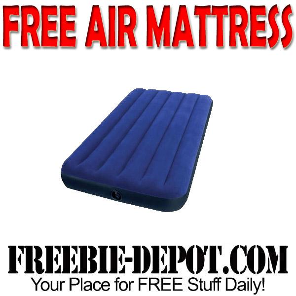 free-air-mattress